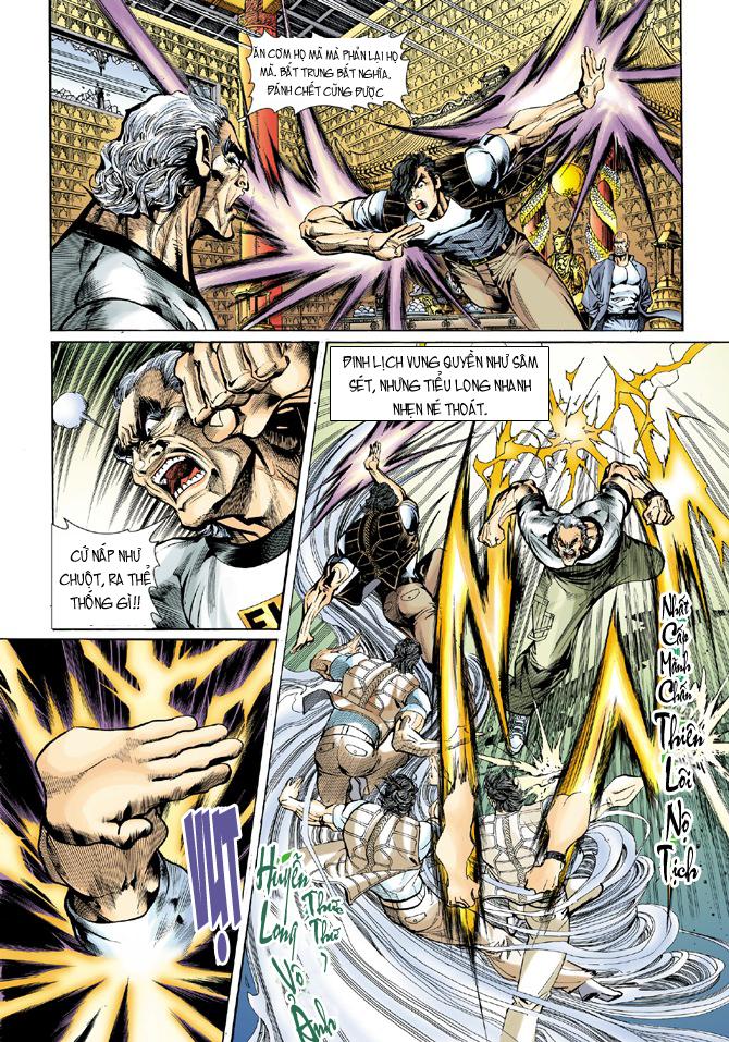 Tân Tác Long Hổ Môn chap 18 - Trang 30