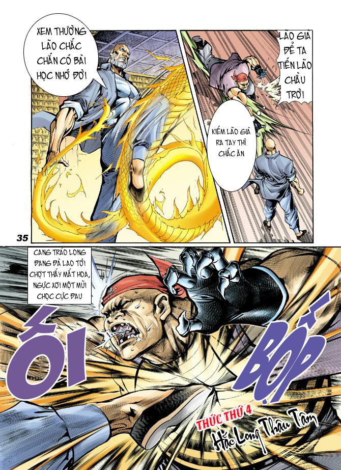 Tân Tác Long Hổ Môn chap 18 - Trang 32