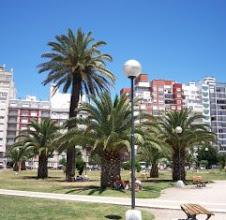 Plaza Colón - Mar del Plata