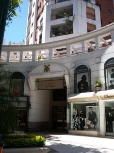 CASA DEL ÁNGEL SUCRE E/ CUBA Y ARCOS