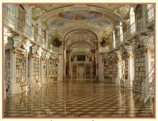 BIBLIOTECA EN AUSTRIA