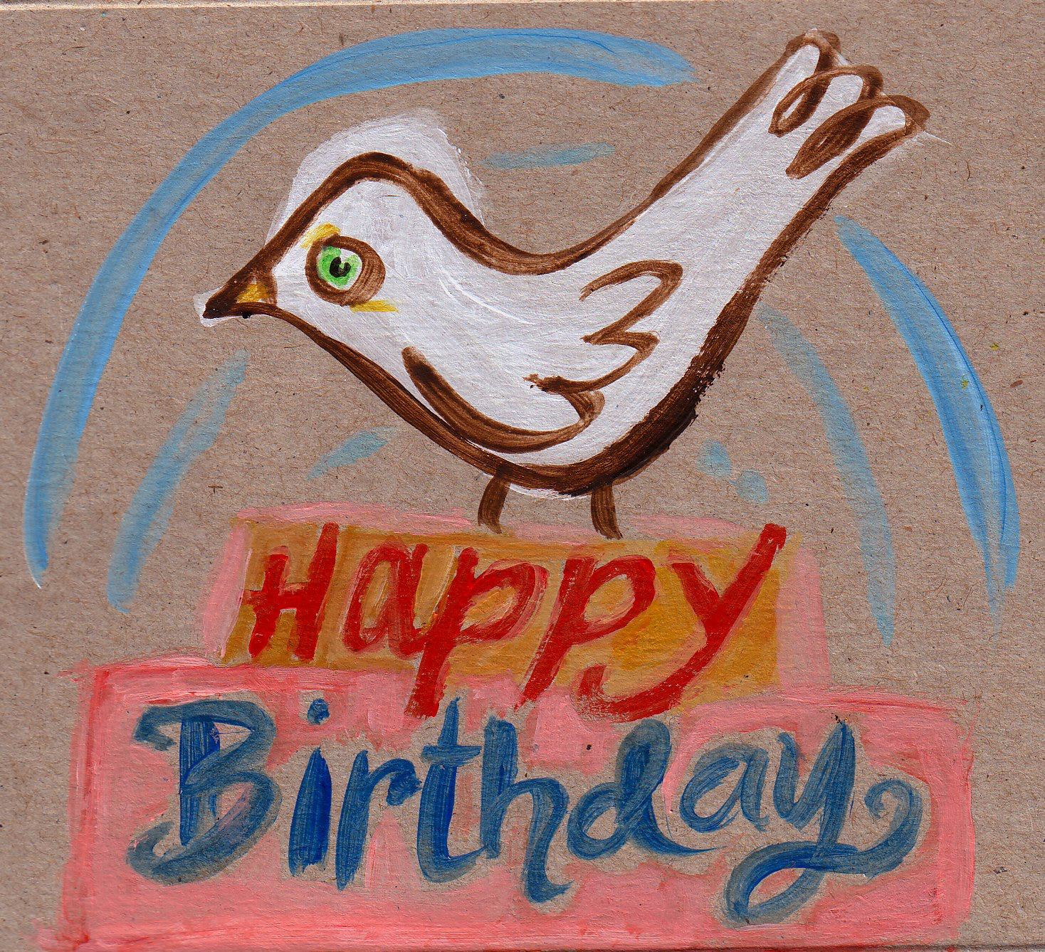 Birthday birds facebook greetings bunny dawn schreiner this one sold to a dear childhood friend of mine she has been gracious enough to not yell when i keep using it as a birthday greeting on facebook m4hsunfo