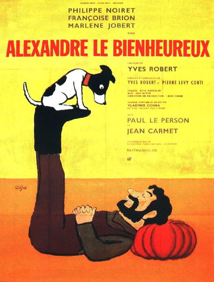 Alexandre le bienheureux movie