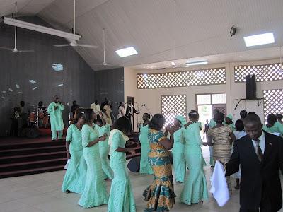 Miracle Life Church: Tema, Ghana