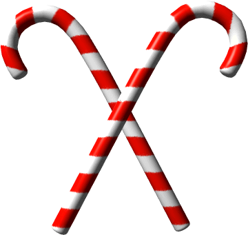 Candy Cane Picture