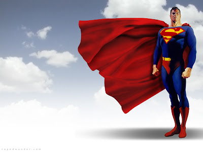 video divertido superman