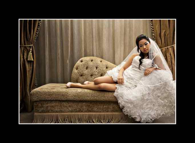 NIKKO AW: PHOTOSHOOT - BRIDAL FASHION