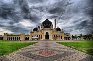 Zahir Mosque, kedah, Malaysia
