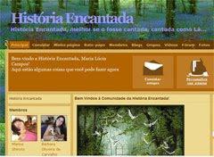 Comunidade: História Encantada