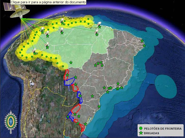 Cardozo defende força-tarefa integrada para cuidar de fronteiras