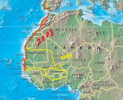 ÀFRICA -  2008
