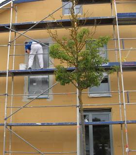 Fensterlaibung verputzen vor fenstereinbau