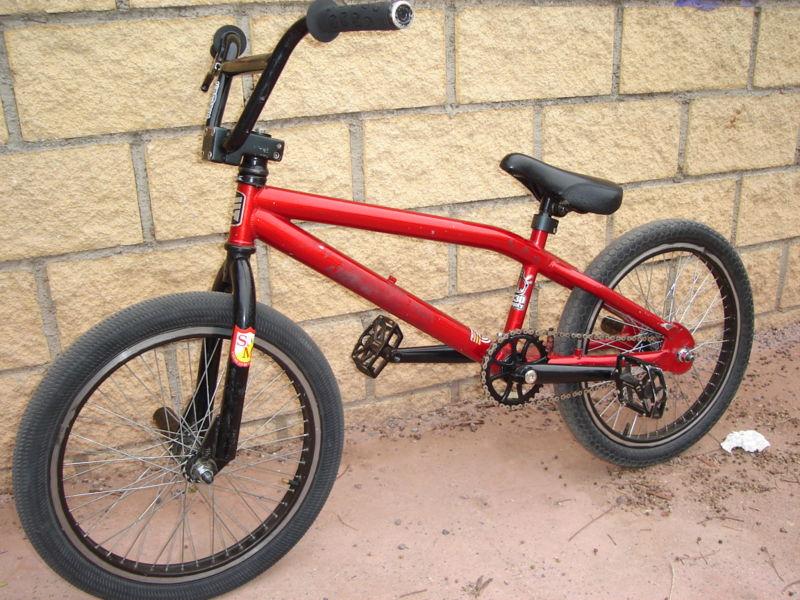 Tu Bicicleta Bmx