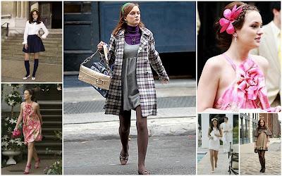 Blair Waldorf, Leighton Meester, gossip girl, style