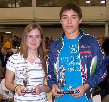 2006 Winners of Iceman Scholarship Program