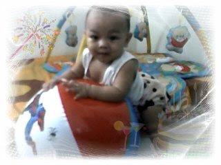 :: Habib menang Contest Baby & Cd ::