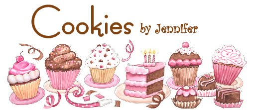 cookies by jennifer