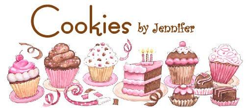 cookies by jennifer