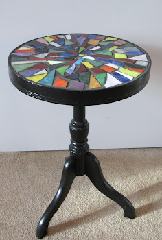 Mosaic Top Table