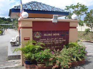Teropong Teropong Seri Iskandar Institut Latihan Kemas