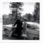 Joy & Don's Wedding Day