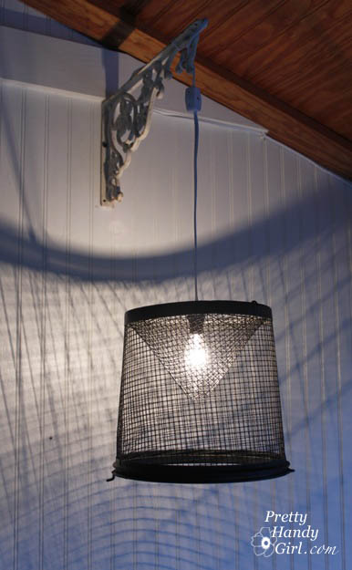 Minnow Trap Pendant Lights