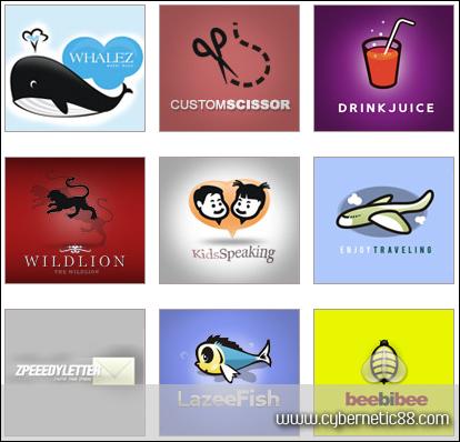 Dapatkan logo percuma di logo instant