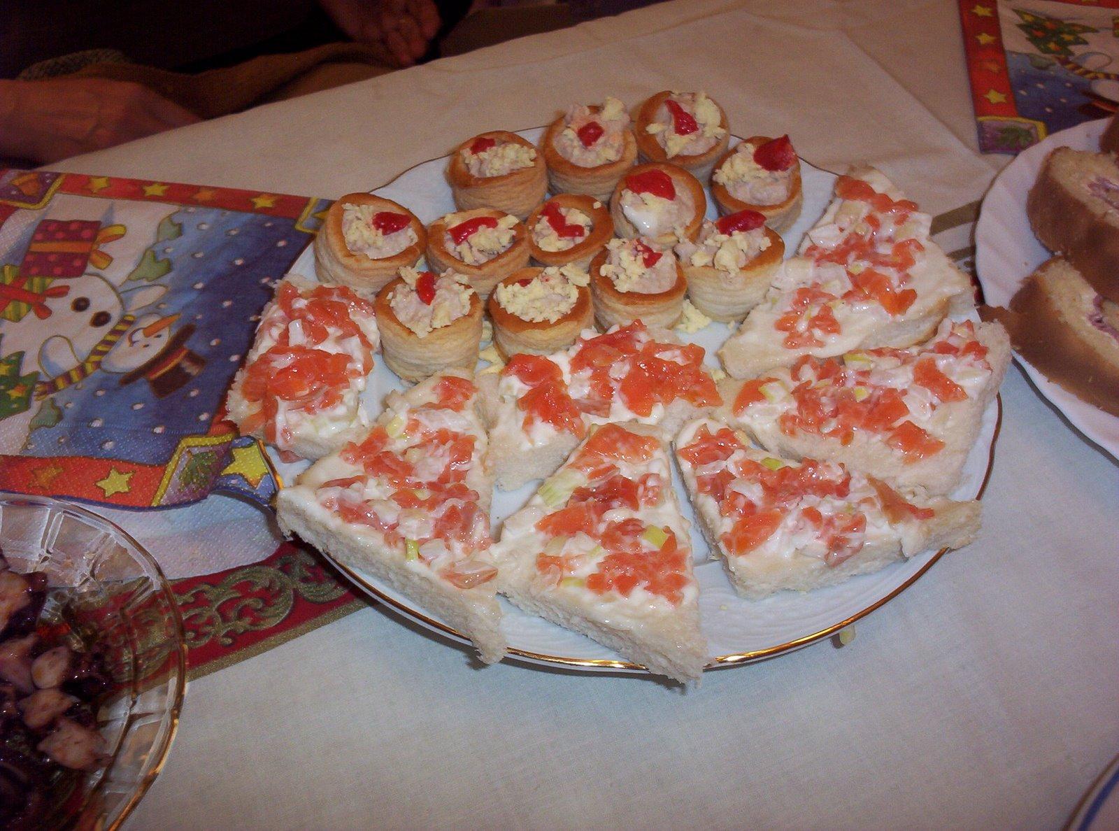 Cosas de chari ideas para navidad for Ideas para una cena de picoteo