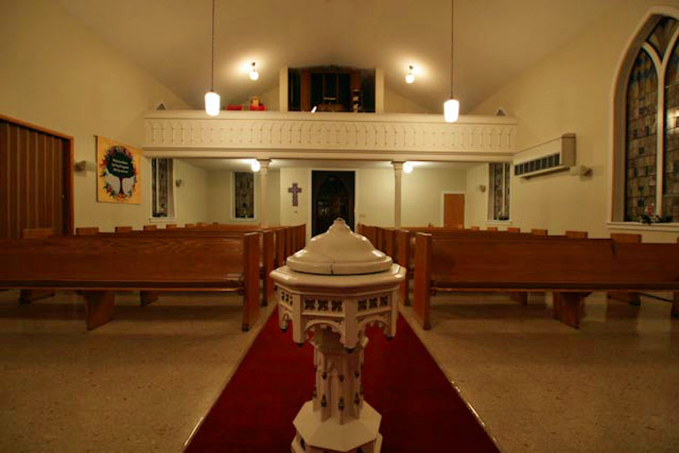 Stupendous Our Saviors Lutheran Church Debut Of New Interior Paint Job Download Free Architecture Designs Pushbritishbridgeorg