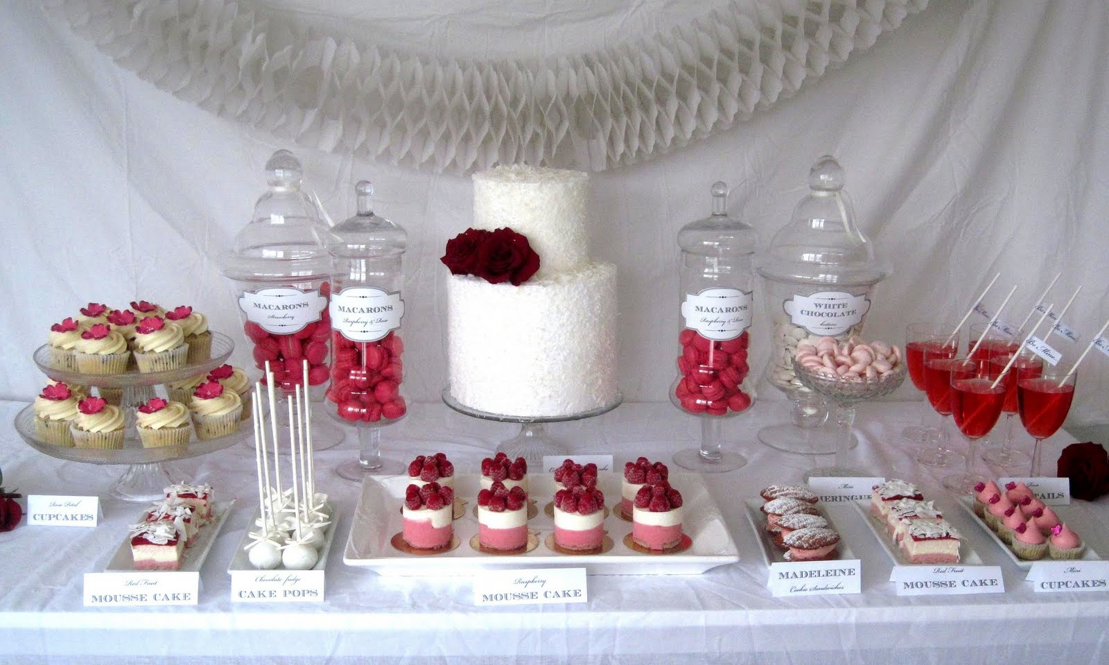 RSVPcustominvitations Dessert Bars