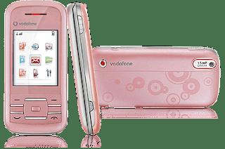 Vodafone 533 Pink