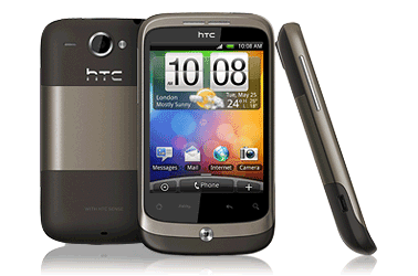 Pre Order HTC Wildfire on Vodafone