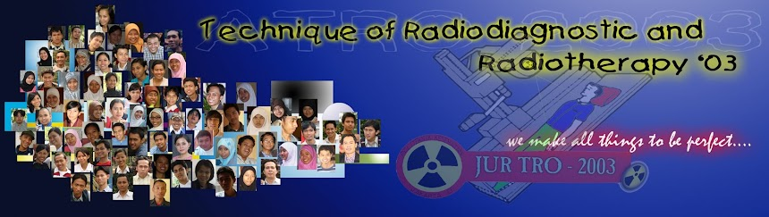 Radiographer Indonesian Community, ATRO 2003