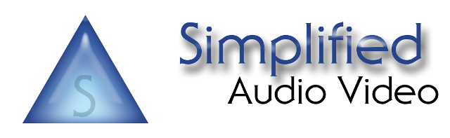 Simplified Audio Video