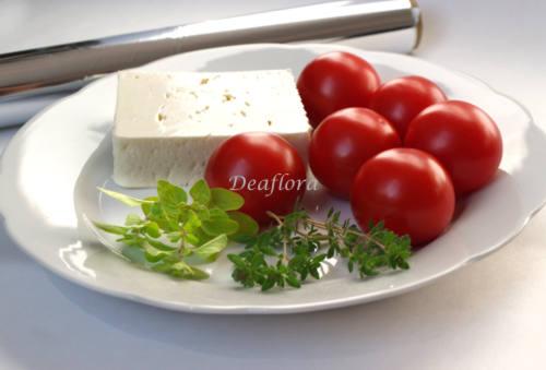aromag rtnerei deaflora gegrillte tomaten mit goldoregano und fetak se. Black Bedroom Furniture Sets. Home Design Ideas