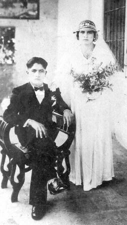 Don Jacinto y Doña Paula
