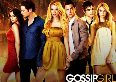 gossip girl season two cover
