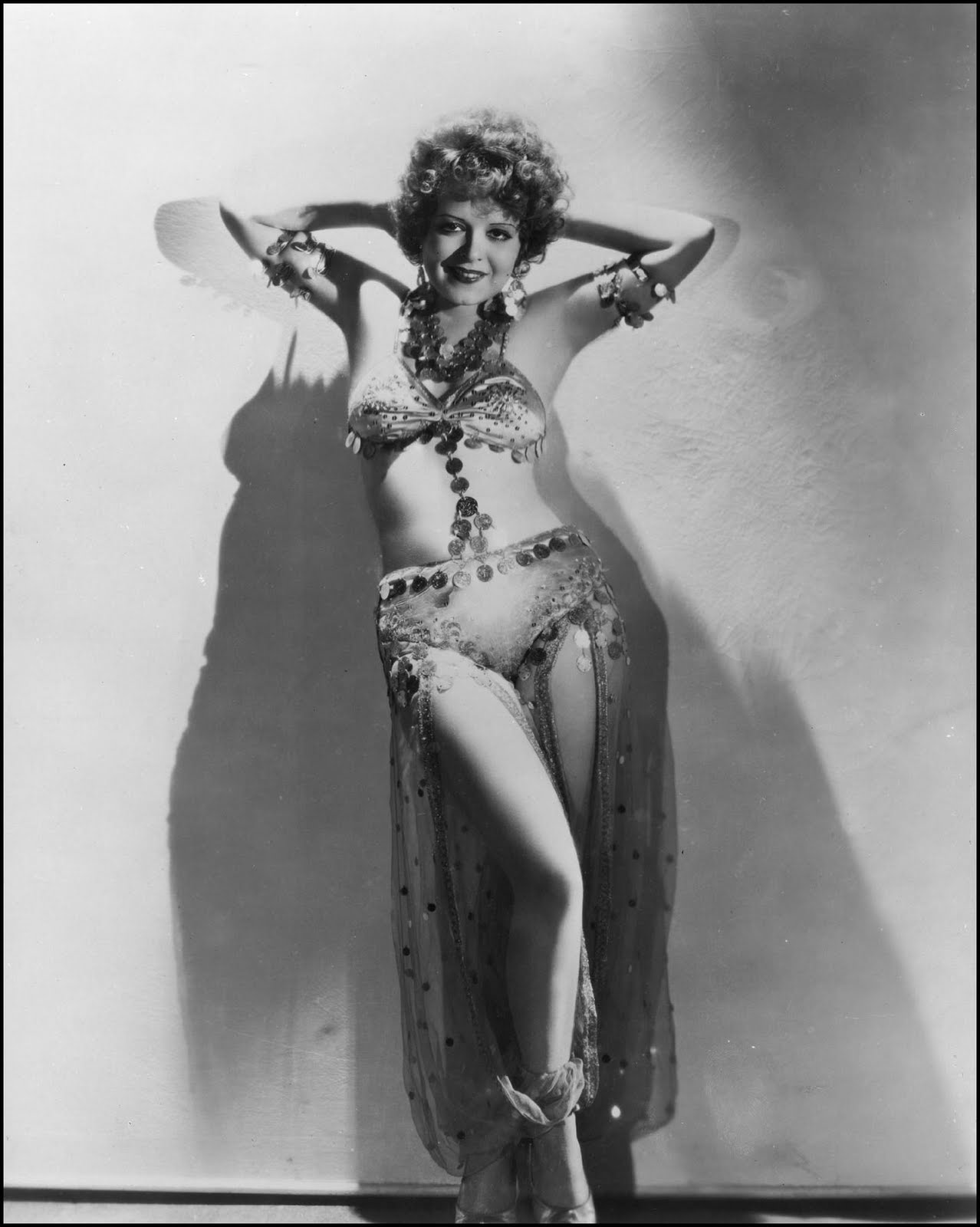 Clara Bow in Call Her Savage