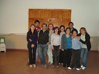 MISIÓN A SAN LUIS ARGENTINA