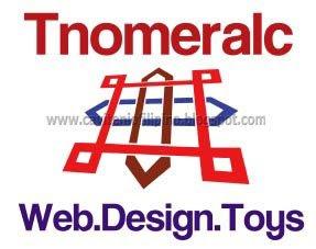 Tnomeralc Web Design Toys