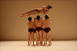 Male Naked On Stage Performance