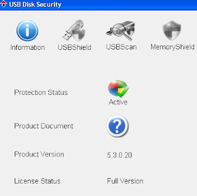 USB Disk Security Latest 2010 full version download
