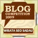 Logo Wisata SEO Sadau untuk Blog
