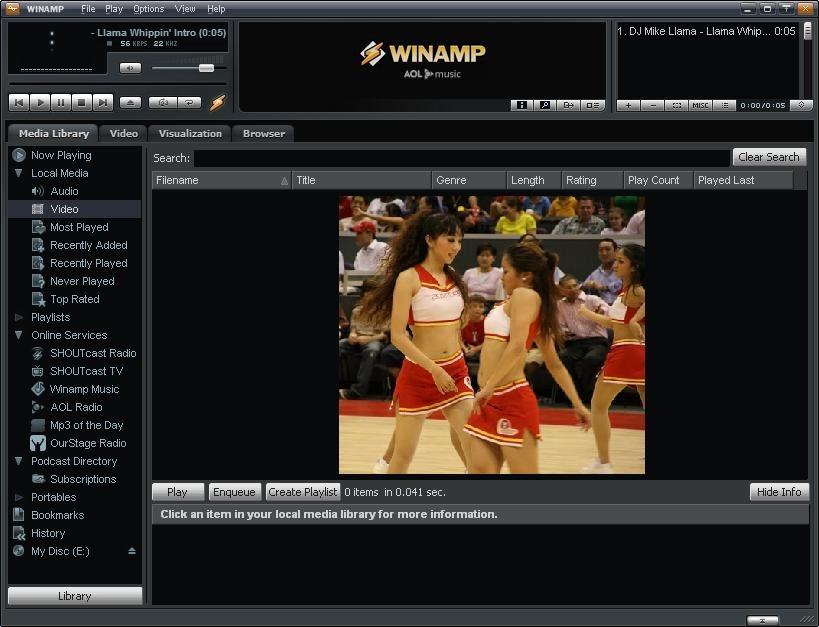 Winamp - Free Download for Windows 10 64 bit / 32 bit