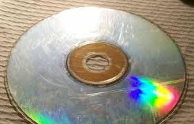 recover damaged disc
