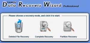EASEUS Data Recovery Wizard Professional Software