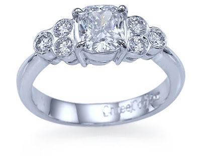 unique engagement ring setting designs