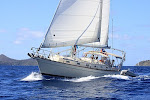 Our IP 440 CELESTIAL under sail