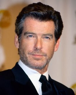 Pierce Brosnan, Fotos