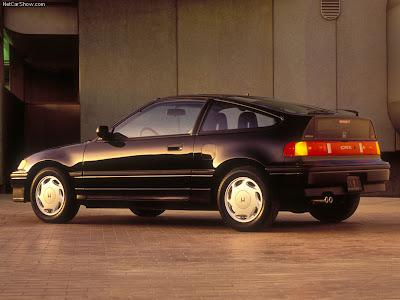 1988 Honda Civic Crx. 1988 Honda Civic CRX Pictures